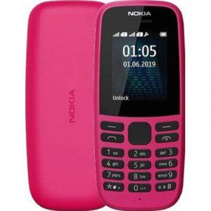 Мобильный телефон Nokia 105 Dual 2019 / TA-1174