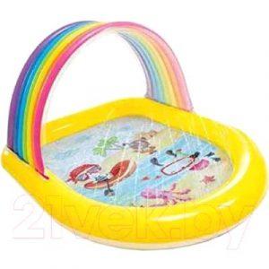 Водный игровой центр Intex Радужные фонтаны / 57156