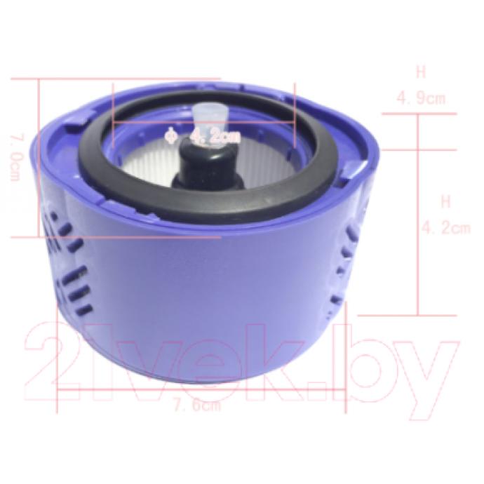 HEPA-фильтр для пылесоса Dr.Electro 84FL19