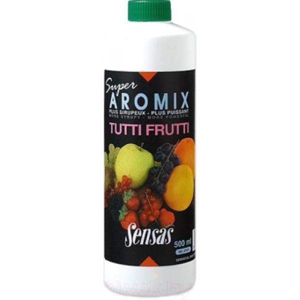 Ароматизатор рыболовный Sensas Aromix Tutti Frutti / 27427