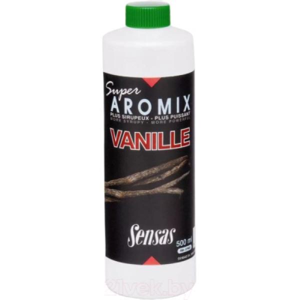 Ароматизатор рыболовный Sensas Aromix Vanille / 27422