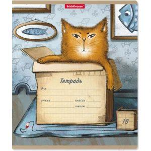 Тетрадь Erich Krause Cat & Box / 49199