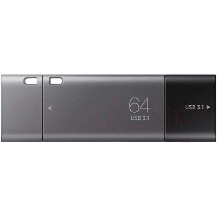 Usb flash накопитель Samsung DUO Plus 64GB (MUF-64DB/APC)