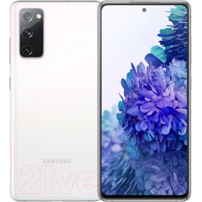 Смартфон Samsung Galaxy S20 FE 128GB / SM-G780FZWMSER