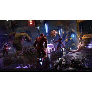 Игра для игровой консоли Microsoft Xbox One Мстители Marvel