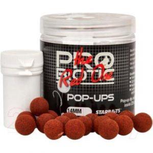 Насадка рыболовная Starbaits Probiotic Red Pop Up / 36342