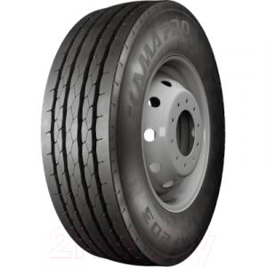 Грузовая шина KAMA PRO NF 203 315/70R22.5 156/150L M+S Рулевая