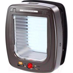 Электронная дверца для животных Ferplast Swing Microchip Large / 72093012
