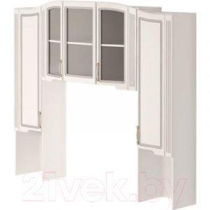 Шкаф навесной Ижмебель Виктория 15