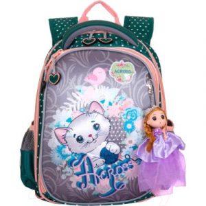 Школьный рюкзак Across 20-392-7