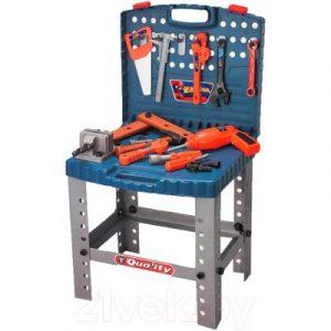 Верстак-стол игрушечный Marvel Супернабор Человек-паук / 2996754