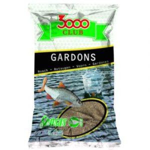 Прикормка рыболовная Sensas 3000 Club Gardon / 10841