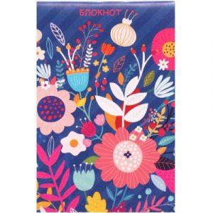 Блокнот Проф-Пресс Полевые цветы / Б32-6036