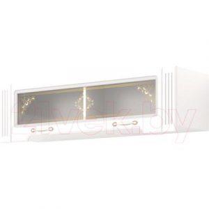 Шкаф навесной Ижмебель Виктория 36