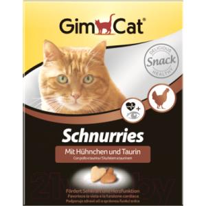 Витамины для животных GimCat С таурином и курицей / 409351