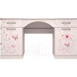 Письменный стол Ижмебель Принцесса 6