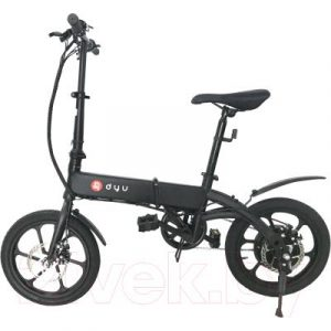 Электровелосипед Dyu A1F