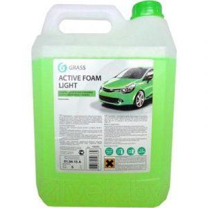 Автошампунь Grass Active Foam Light / 132101