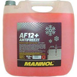 Антифриз Mannol AF12+ -40C / MN4012-10
