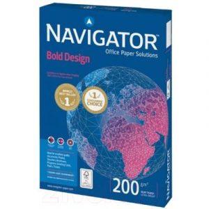 Бумага NAVIGATOR Bold Design A4 200г/м 150л