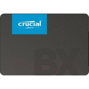 SSD диск Crucial BX500 240GB (CT240BX500SSD1)
