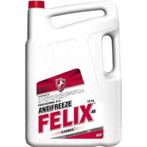 Антифриз FELIX Carbox G12+ до -40°С / 430206020