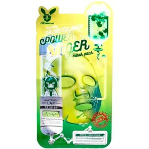 Маска для лица тканевая Elizavecca Centella Asiatica Deep Power Ring Mask Pack