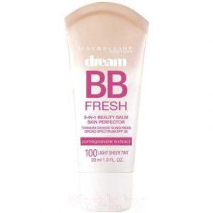 BB-крем Maybelline New York Dream Fresh Мгновенное сияние 8 в 1