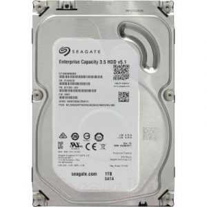 Жесткий диск Seagate Enterprise Capacity 3.5 v5.1 1TB (ST1000NM0008)