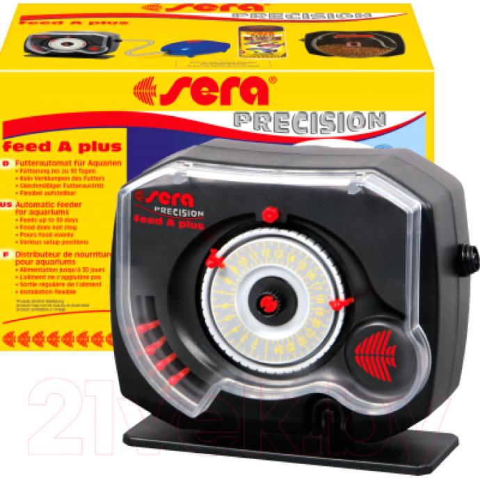 Автокормушка для аквариума Sera Feed A Plus 8840