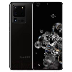 Смартфон Samsung Galaxy S20 Ultra (2020) / SM-G988BZKDSER