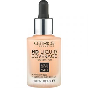 Тональный крем Catrice HD Liquid Coverage тон 030