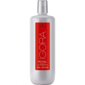 Эмульсия для окисления краски Schwarzkopf Professional Igora Royal Oil Developer 6%