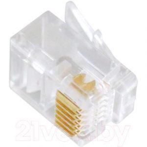 Коннектор Cablexpert MP-6P6C