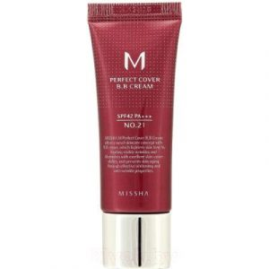 BB-крем Missha M Perfect Cover SPF42/PA+++ No.21