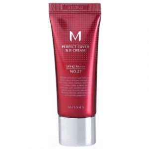BB-крем Missha M Perfect Cover SPF42/PA+++ No.27