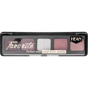 Палетка теней для век Hean My Favorite Perfect Wear Eyeshadow Palet тон 701