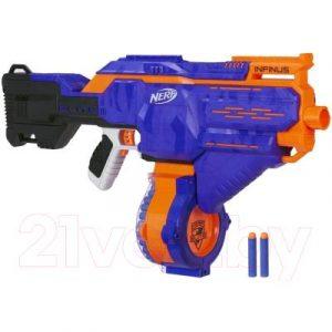 Бластер игрушечный Hasbro NERF Элит Инфинус / E0438