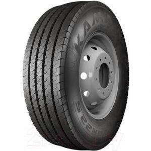 Грузовая шина KAMA NF 202 385/65R22.5 160K M+S Рулевая