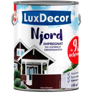 Антисептик для древесины LuxDecor Njord Ладья викингов