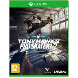 Игра для игровой консоли Microsoft Xbox One Tony Hawk's Pro Skater 1 + 2