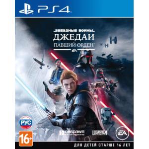 Игра для игровой консоли Sony PlayStation 4 Звездные Войны Джедаи: Павший Орден
