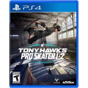 Игра для игровой консоли Sony PlayStation 4 Tony Hawk's Pro Skater 1 + 2