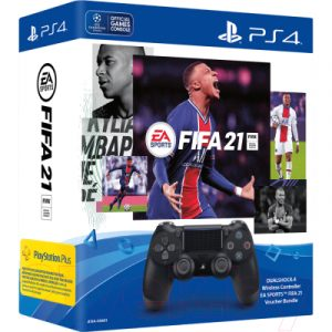 Геймпад Sony PS4 FIFA21/FUTVCH/PS+14days/DS4v2/RUS / PS719835325