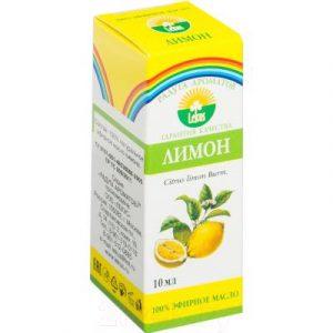 Эфирное масло Радуга ароматов Лимон