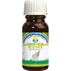 Эфирное масло Радуга ароматов Мята