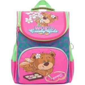 Школьный рюкзак Grizzly RAm-084-6