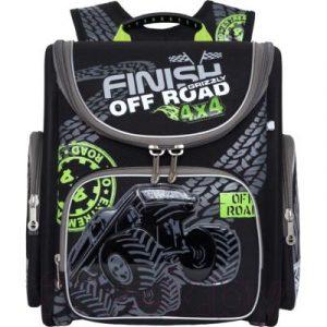 Школьный рюкзак Grizzly RAr-081-5