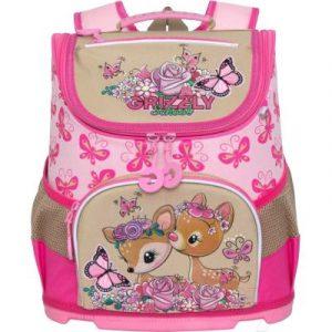 Школьный рюкзак Grizzly RAv-088-2