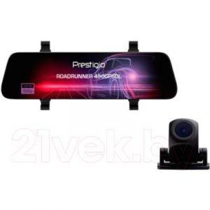 Автомобильный видеорегистратор Prestigio RoadRunner 450GPSDL / PCDVRR450GPSDL